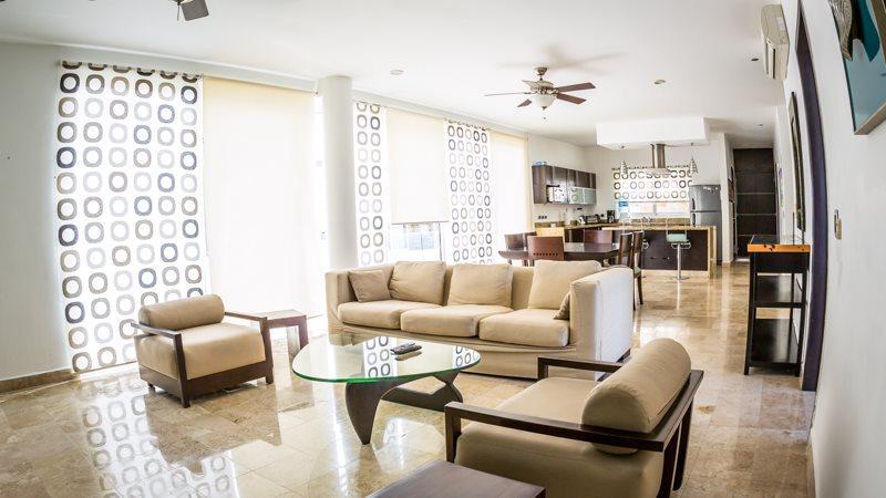 Mamitas Village 302 Penthouse - MV302 - Image 1 - Playa del Carmen - rentals