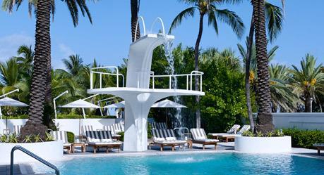 """OUR GORGEOUS POOL - """"THE REEF""""KING OCEAN VIEW STU//BALCONY /SHELBORNE! - Miami Beach - rentals"""