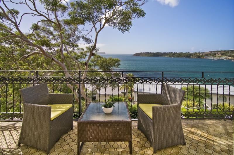 Balmoral Beach Driftview (2 Bed with Views) - Image 1 - Mosman - rentals