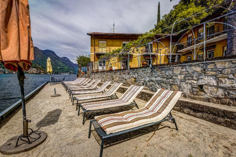 The Lido at Lake Como Beach Resort - WATERFRONT -  Villa Vista Lago -  Lakefront Views - Como - rentals