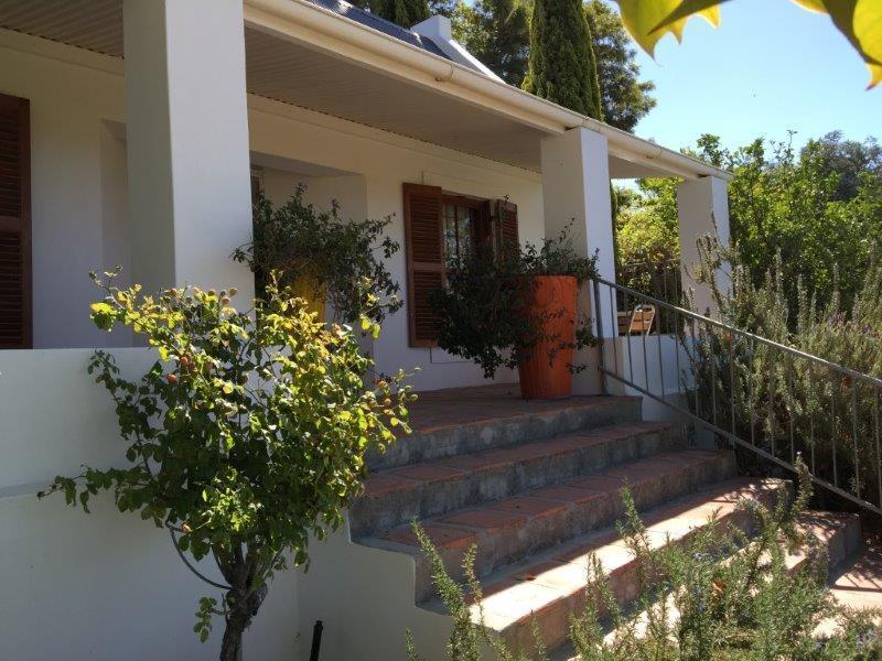 Tarentaal Cottage - Image 1 - Stellenbosch - rentals
