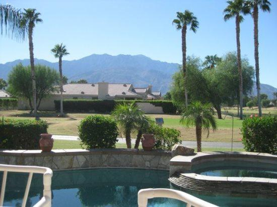 GORGEOUS THREE BEDROOM VILLA WITH PRIVATE POOL & SPECTACULAR VIEWS ON W TRANCAS! - VPS3AND - Image 1 - Cathedral City - rentals