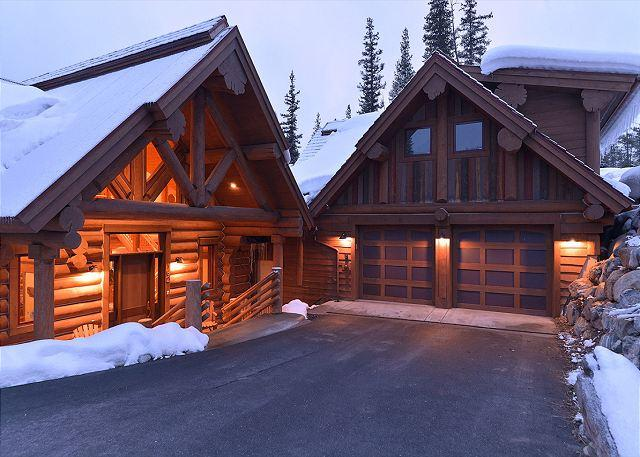 Goldenview Lodge - Baldy Mountain luxe in GoldenView Lodge - a Colorado custom log home - Breckenridge - rentals