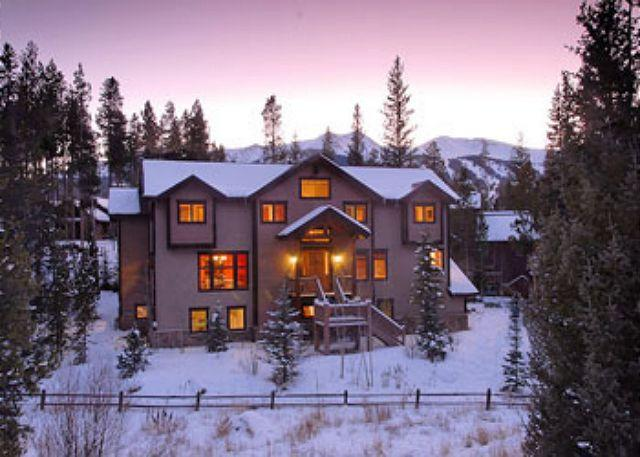 Chelsea House - Families love the six-bedroom Chelsea House - Breckenridge - rentals