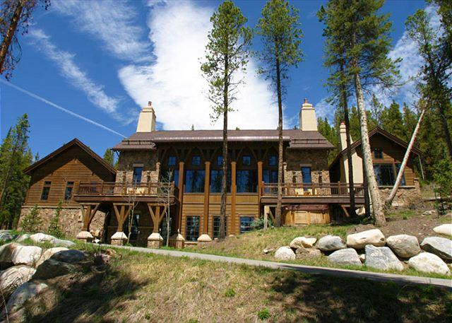Grace Manor - A spacious home with luxurious amenities, elegant design and privacy - Breckenridge - rentals