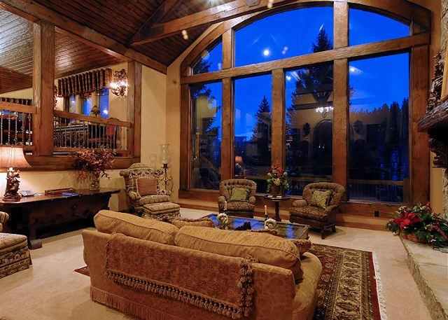 Chateau at Trapper's Glen - This Elegant Ski Chateau brings Old World Europe to Breckenridge! - Breckenridge - rentals