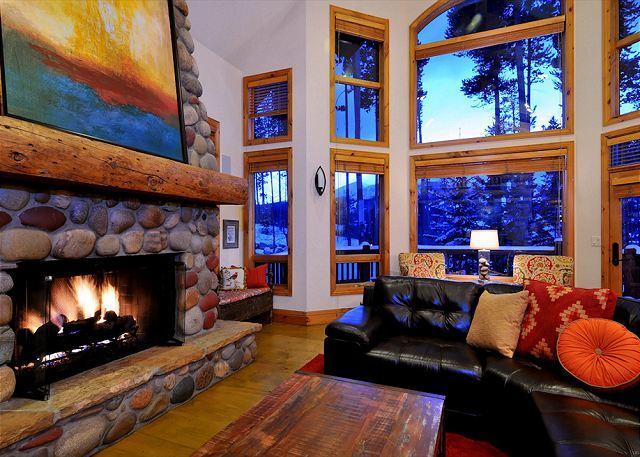 5 bedroom 5 Bath Luxe in Breck! - Image 1 - Breckenridge - rentals