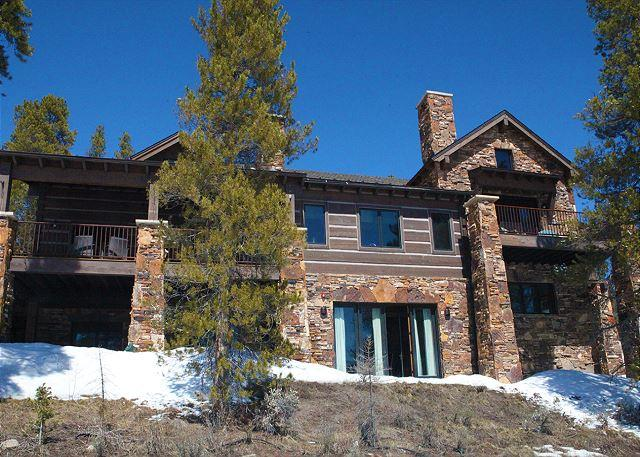 The Lodge at Stoney Ridge - Luxurious 7 bedroom mountain lodge on 4 acres in the Swan Valley ! - Breckenridge - rentals