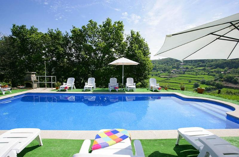 Casa Rural O Bergando - Image 1 - Pontevedra - rentals