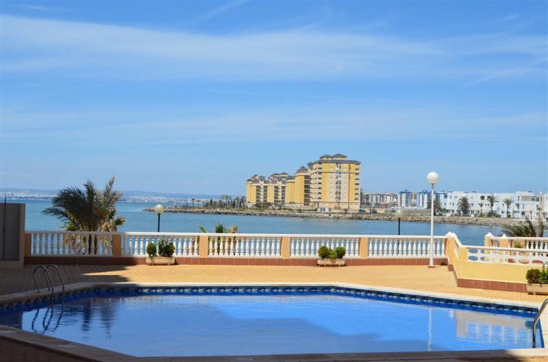 Front Line - Fantastic Sea View - Pool - Balcony - 6506 - Image 1 - La Manga del Mar Menor - rentals