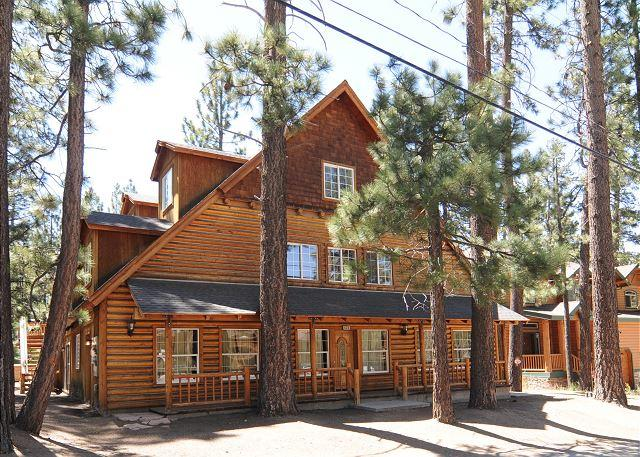 Chalet Summit 9 Bedroom/9 bath! Walk to the Slopes! - Image 1 - Big Bear Area - rentals