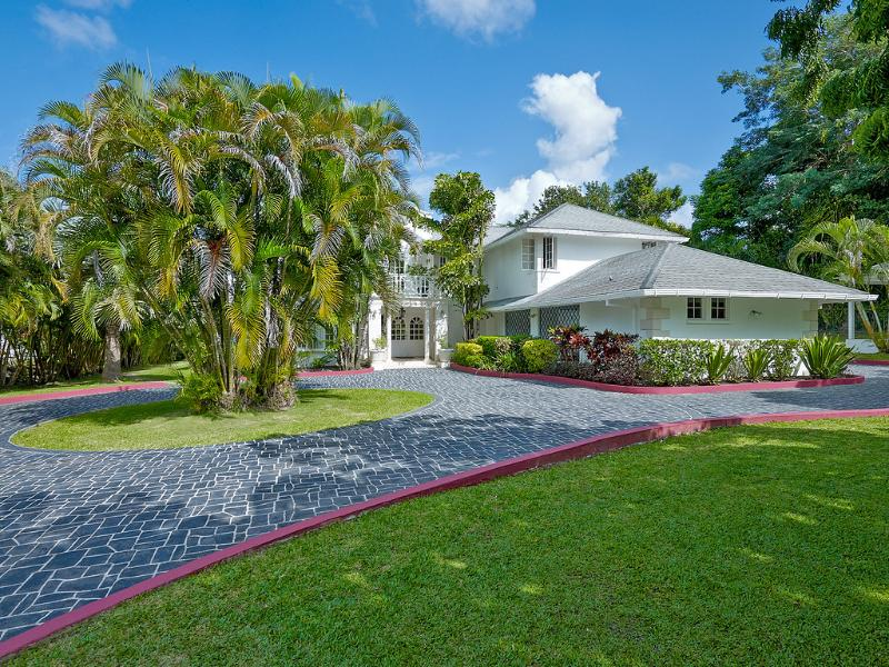 Rose of Sharon at Sandy Lane Estate, Barbados - Pool, Tropical Gardens, Covered Terrace - Image 1 - Sandy Lane - rentals