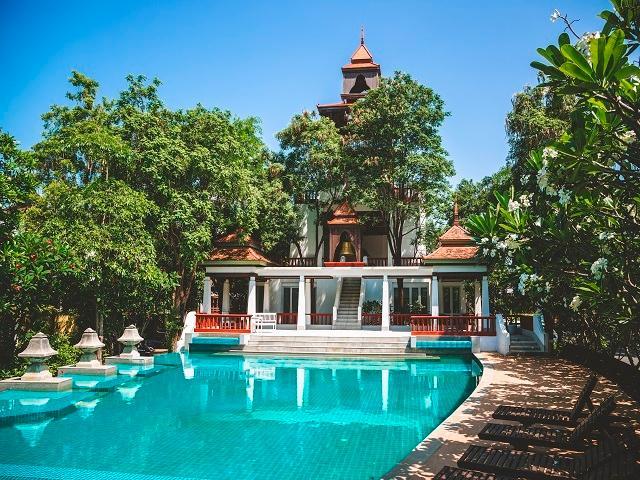 Pattaya, Jomtien Chic Villa 6+1 kids - Image 1 - Pattaya - rentals