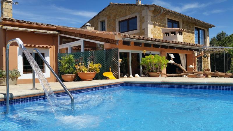 Es Rafal Nostro. Holiday villa with private pool. - Image 1 - Felanitx - rentals