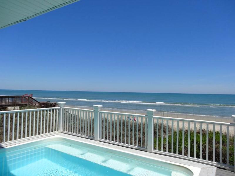 Palmetto Sun - Oceanfront - Image 1 - Pawleys Island - rentals