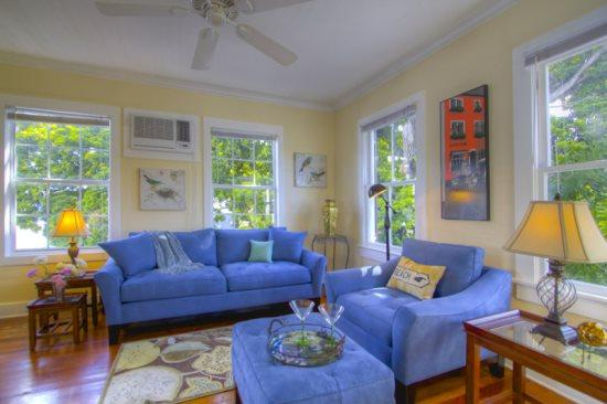 10% off summer special Treetop Apartment - Image 1 - Key West - rentals