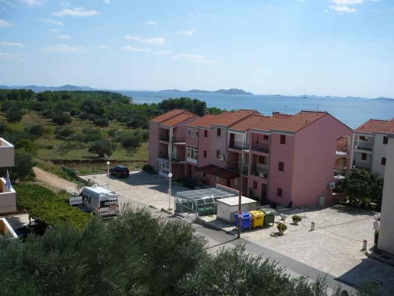 A1(4+1): terrace view - 4971 A1(4+1) - Biograd - Biograd - rentals