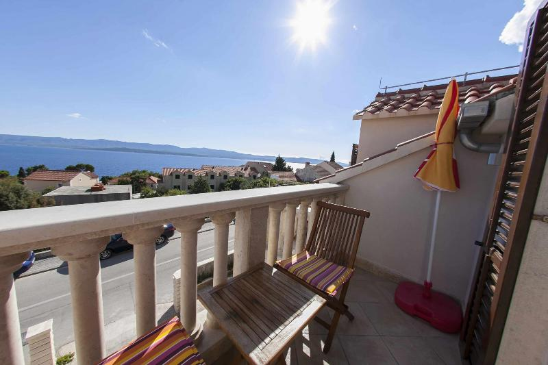 A1(2+2): balcony view - 00101BOL  A1(2+2) - Bol - Bol - rentals