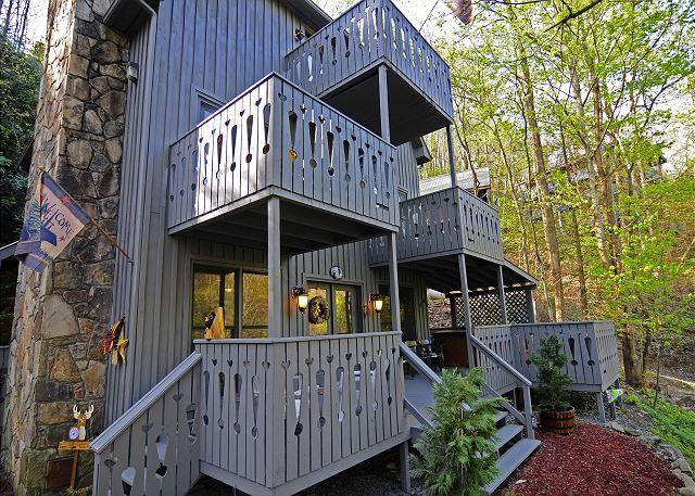 1326 Bearwalk - 1326 Bearwalk - Gatlinburg - rentals