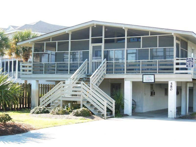 Our Shell - Image 1 - Pawleys Island - rentals