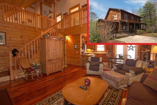 Blue Ridge Adventures Cabin - Image 1 - Lake Lure - rentals