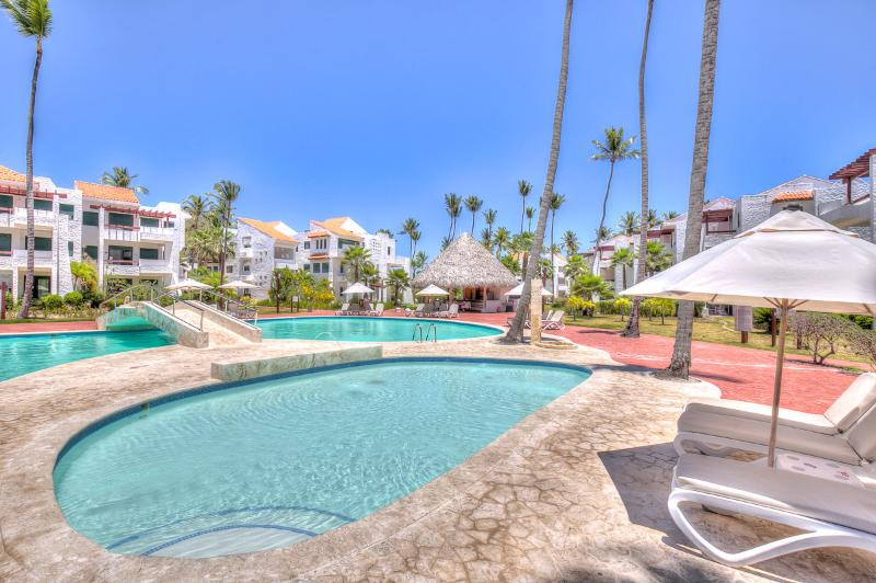 Stanza Mare G102 - with direct access to Beach - Image 1 - Punta Cana - rentals