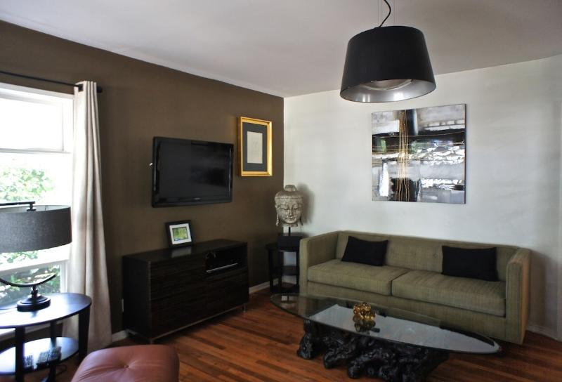 Living Room - Marina Del Rey Zen Retreat - Los Angeles - rentals
