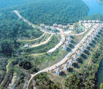 Aerial view of Resort on Table Rock Lake - Beautiful Branson Condos on Table Rock & near SDC! - Branson - rentals