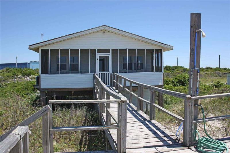 Birds of a Feather 703 Caswell Beach Road - Image 1 - Caswell Beach - rentals