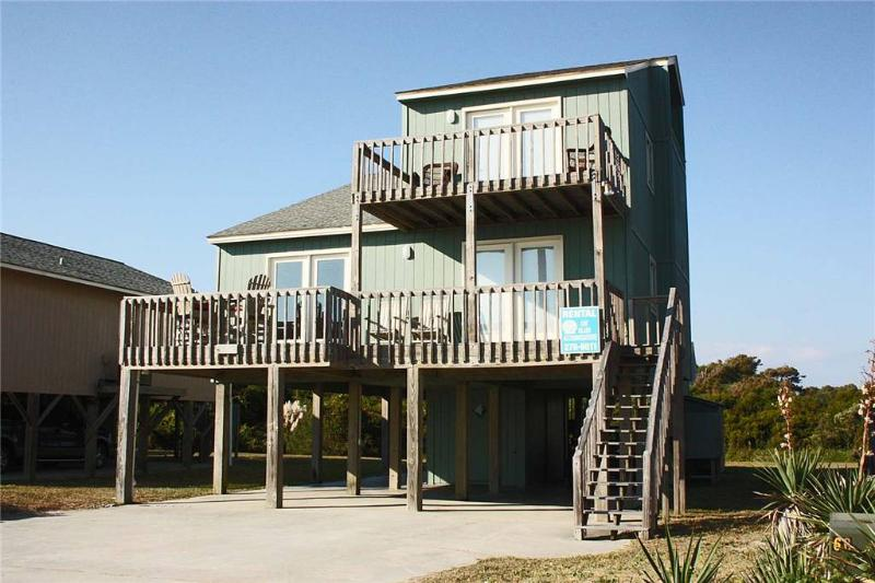 Crazy 8 5518 East Beach Drive - Image 1 - Oak Island - rentals
