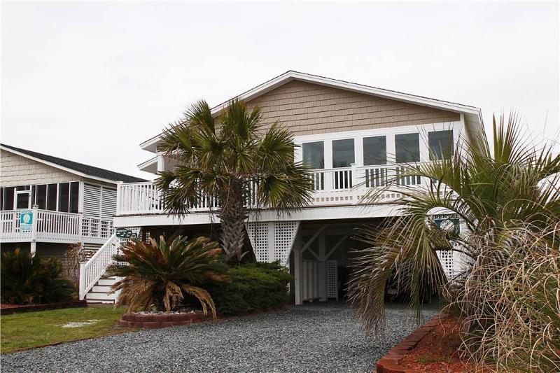 Footprints In The Sand 2620 East Beach Drive - Image 1 - Oak Island - rentals