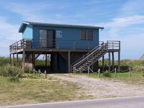 Little Blue Heron  1309 West Beach Drive - Image 1 - Oak Island - rentals