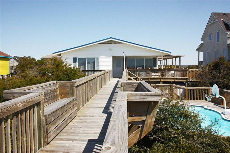 Long Boat   627 Caswell Beach Road - Image 1 - Caswell Beach - rentals