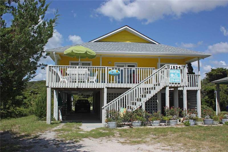 Sea Oats 1634 East Beach Drive - Image 1 - Oak Island - rentals
