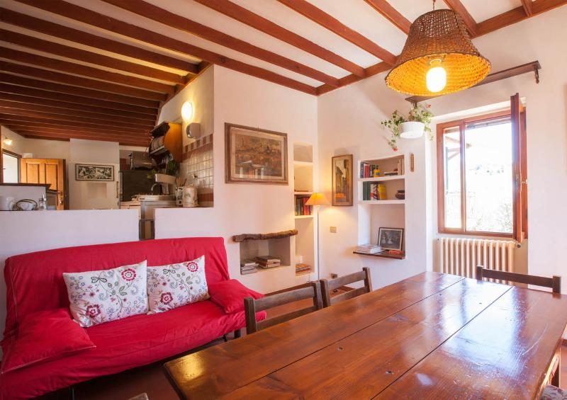 Cozy apartment on the hills of Florence with WIFI - Image 1 - Italy - rentals