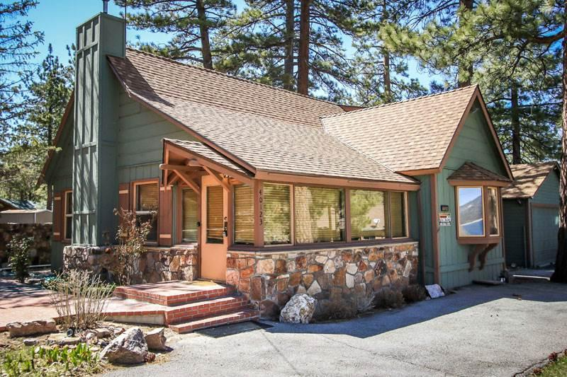 Camp Wood II   #422 - Image 1 - Big Bear Lake - rentals