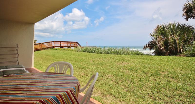1st Floor Oceanfront Schooner Point Oceanfront 3/2 - Image 1 - New Smyrna Beach - rentals