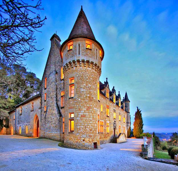 Chateau De Ruffiac - Image 1 - Saint-Julien-de-Lampon - rentals