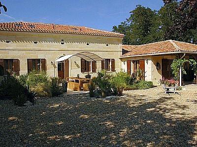 Villa Grand Champ - Image 1 - Menesplet - rentals