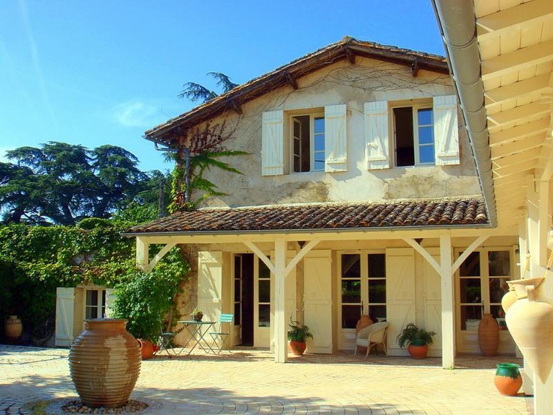 Villa Shambhala - Image 1 - Flaujagues - rentals
