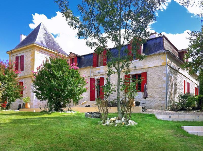 Chateau Le Maurin Estate - Image 1 - Port Sainte Foy et Ponchapt - rentals
