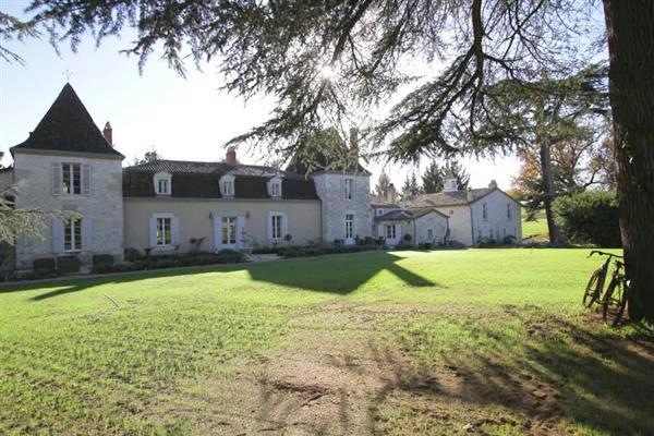 Chateau Lacan - Image 1 - France - rentals