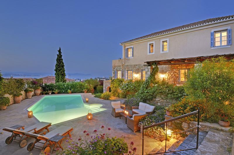 Villa Essa - Image 1 - Spetses - rentals