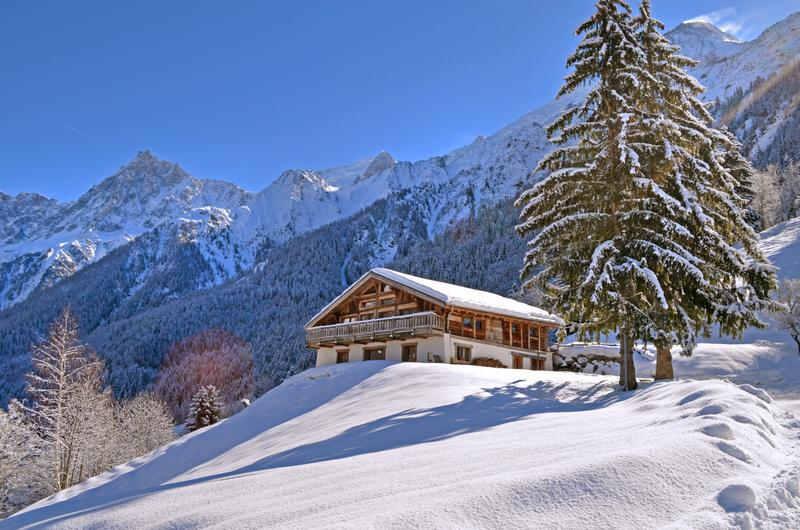 Bellevue Lodge - Image 1 - Les Houches - rentals