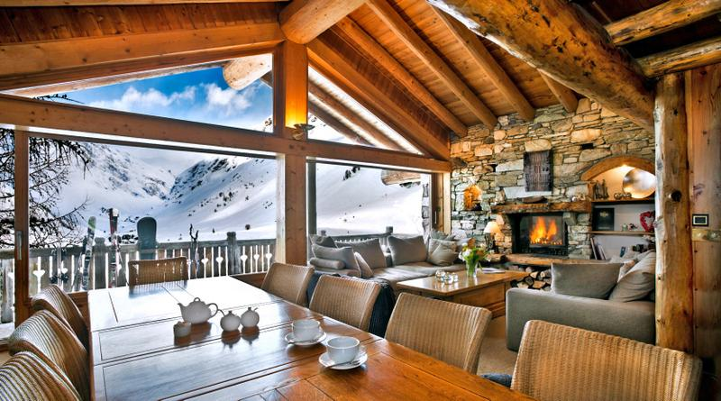 Chalet Mont Blanc - Image 1 - Val-d'Isère - rentals