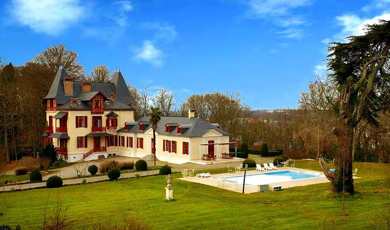 Chateau Stephanie - Image 1 - Gelos - rentals