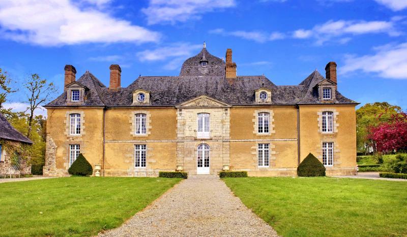 Chateau Le Bois - Image 1 - Poligne - rentals