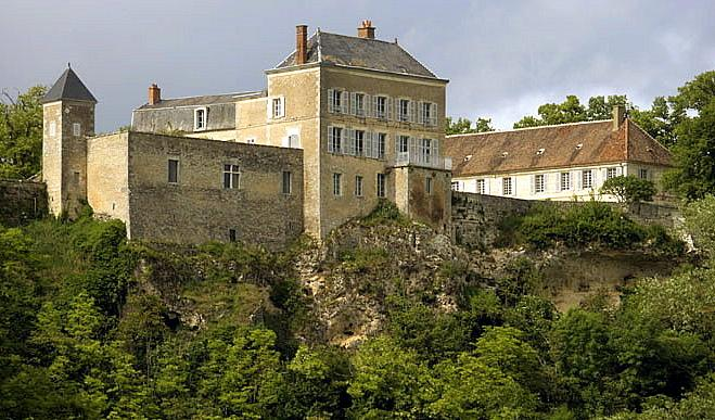 Chateau De Malley And Annexe - Image 1 - Grossouvre - rentals