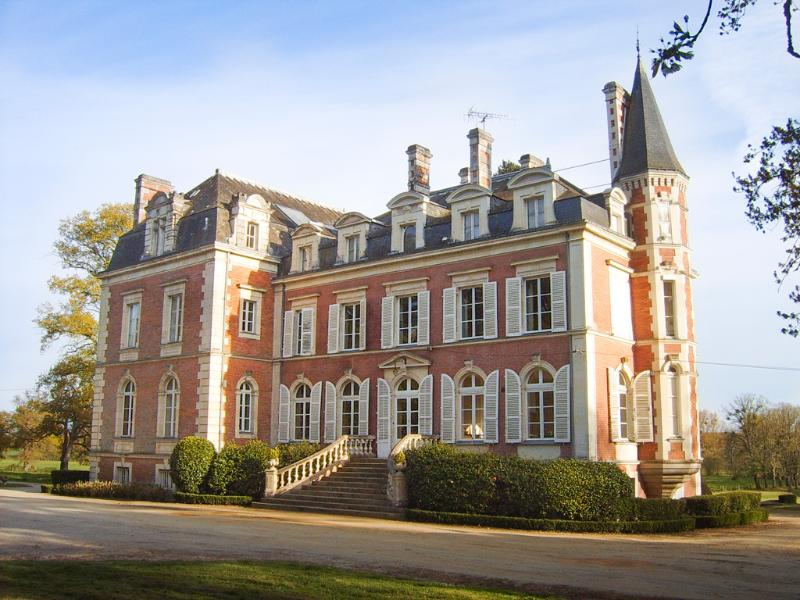 Chateau De La Cailletiere - Image 1 - Cande - rentals