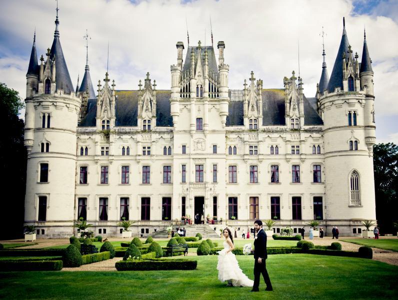 Chateau De Challagne - Image 1 - Challain-la-Potherie - rentals